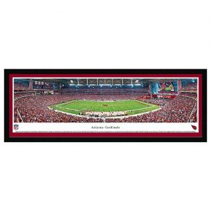 Arizona Cardinals Football Stadium Framed Wall Art