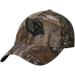 Arizona Cardinals New Era Realtree Camo Adjustable Hat