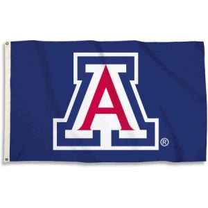 Arizona Wildcats 3′ x 5′ Flag