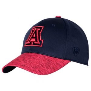 Arizona Wildcats College Lightspeed Flex Fit Hat