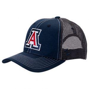 Arizona Wildcats College Staple Trucker Snapback Hat