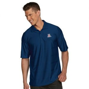 Arizona Wildcats Illusion Desert Dry Extra-Lite Performance Polo