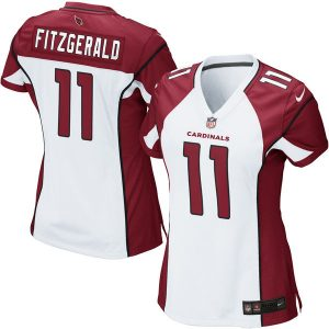 Larry Fitzgerald Arizona Cardinals Nike Women's Game Jersey