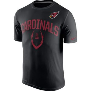 Men's Arizona Cardinals Nike Black Legend Icon Performance T-Shirt