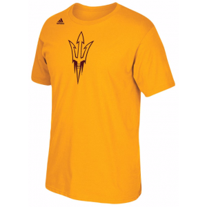 ADIDAS COLLEGE LOGO T-SHIRT – MEN'S