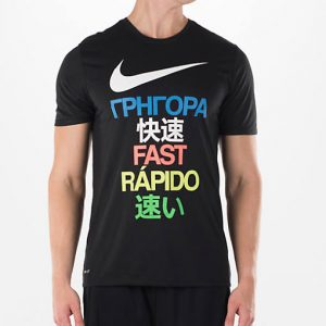 Men's Nike Run Fast T-Shirt