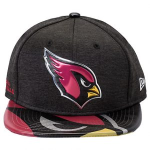 New Era Arizona Cardinals NFL 9FIFTY 2017 Draft Snapback Hat