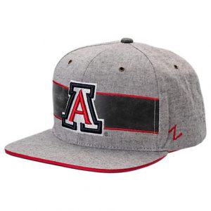 Zephyr Arizona Wildcats College Avenue Snapback Hat