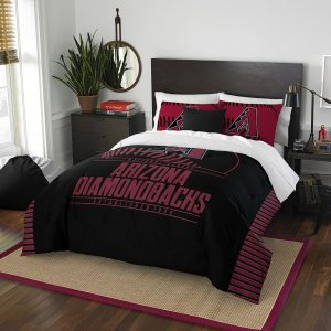 Diamondbacks Grand Slam Full/Queen Comforter Set