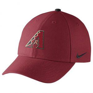 Adult Nike Arizona Diamondbacks Wool Classic Dri-FIT Adjustable Cap