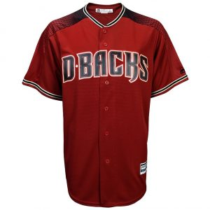 Men's Majestic Arizona Diamondbacks MLB Jersey