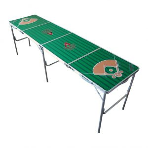 Arizona Diamondbacks 2′ x 8′ Tailgate Table
