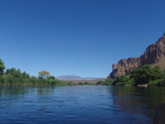 Exploring Arizona on the water