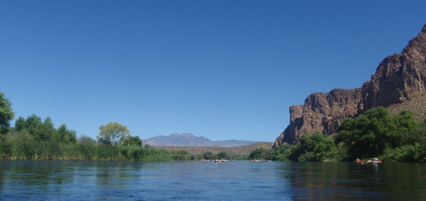 Exploring Arizona on the water