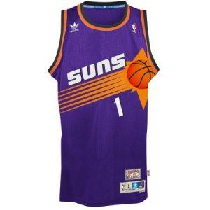 Anfernee Hardaway Phoenix Suns Adidas NBA Throwback Swingman Jersey