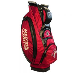 Arizona Coyotes Victory Golf Cart Bag