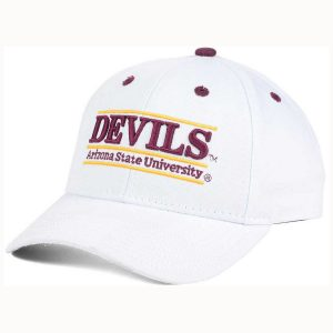 Arizona State Sun Devils Classic Game 3 Bar Cap