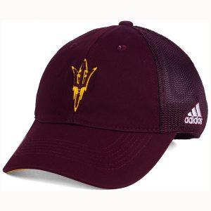 Arizona State Sun Devils Coach Meshback Flex Cap
