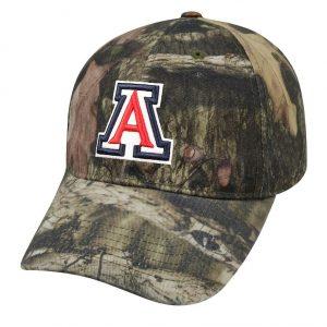 Arizona Wildcats Resistance Mossy Oak Camouflage Adjustable Cap