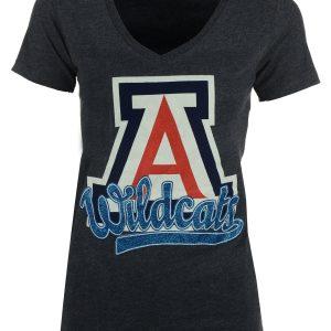 Arizona Wildcats Sim Glitter T-Shirt