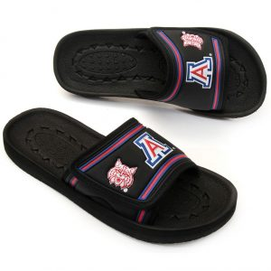 Arizona Wildcats Slide Sandals