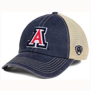 Arizona Wildcats Wicker Mesh Cap