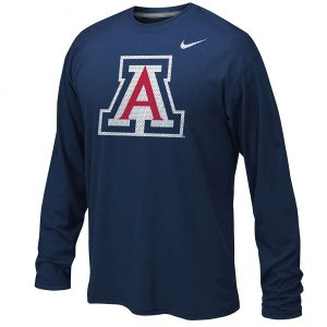 Boys 8-20 Nike Arizona Wildcats Legend Tee