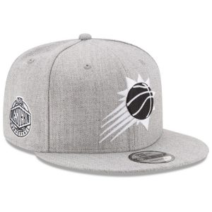 Boys' Phoenix Suns The Heather 9FIFTY Snapback Cap