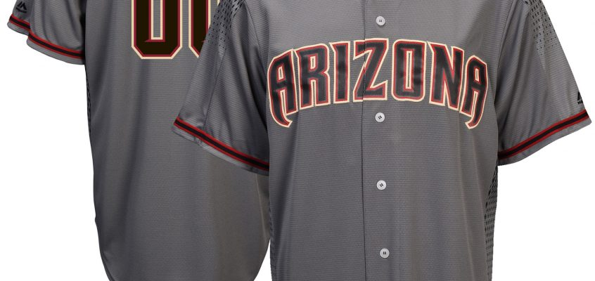 New D- Backs Jerseys