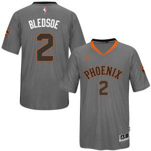 Eric Bledsoe Phoenix Suns Charcoal Pride Swingman Jersey
