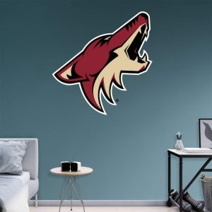 Fathead NHL Arizona Coyotes Logo Wall Decal
