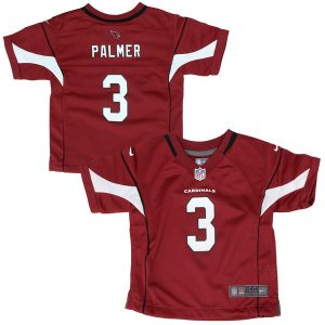 Infant Arizona Cardinals Carson Palmer Nike Cardinal Team Color Game Jersey