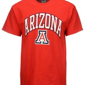 J America Men's Arizona Wildcats Midsize T-Shirt