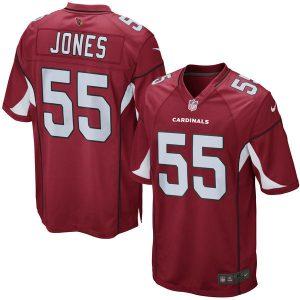 Men's Arizona Cardinals Chandler Jones Nike Cardinal Game Jersey