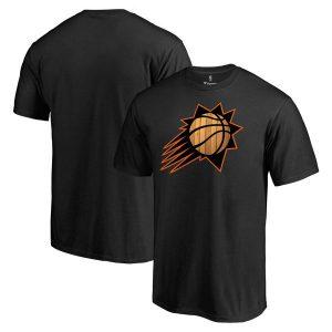 Phoenix Suns Black Hardwood T-Shirt