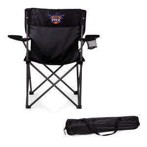 Phoenix Suns Black PTZ Camp Chair