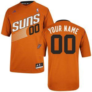 Phoenix Suns Custom Mens Alternate Jersey