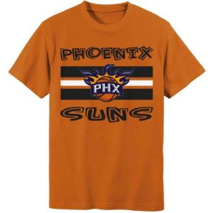 Phoenix Suns Toddler Team Short Sleeve Tee