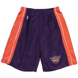 Phoenix Suns Youth Purple Synthetic Panel Shorts
