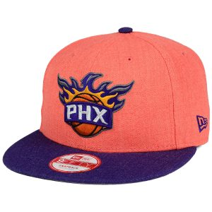 Suns Heather Action 9FIFTY Snapback Cap