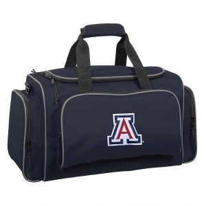 WallyBags Arizona Wildcats 21-inch Duffel Bag