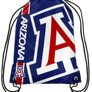 Wildcats Big Logo Drawstring Bag
