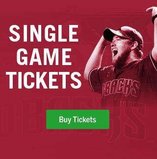 Arizona Diamondback's Tickets